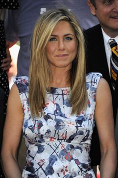 jennifer aniston long hair cut - Google Search