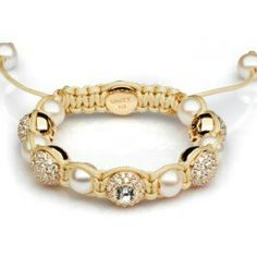 Real Pearls & Zirconia for your special wedding day...