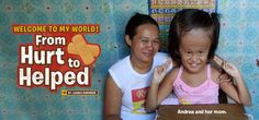 This is a powerful look at children with special needs in the developing world written for kids. Would make a great teaching resource!