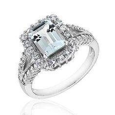 Details about  /2.1ct Princess Blue Sapphire Wedding Band Vintage Filigree 14k White Gold Finish
