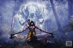 Indian god :Parshuram by bhargava08 deviantart