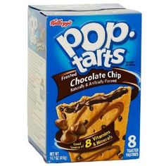 Kellogg's Pop-Tarts Frosted Chocolate Chip - http://www.handygrocery.com/grocery-gourmet-food/kellogg39s-poptarts-frosted-chocolate-chip-de/