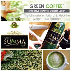 Exfuze: Exfuze Green Summa Coffee