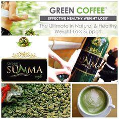 Exfuze: Exfuze Green Summa Coffee