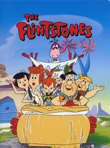 The Flintstones were popular in the 1960's