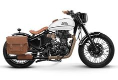 Royal Enfield Reveals Four Custom Builds