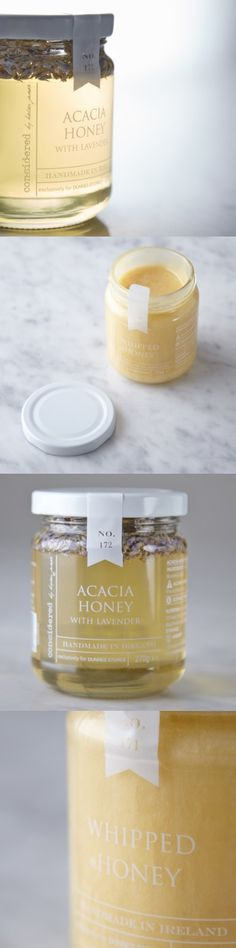 Considered by Helen James Honey exclusively for Dunnes Stores. Packaging design by Nicola Bowman.
