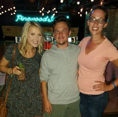 Colleagues then friends then family!  #southincnashville #dreamteam #summer #squadgoals #instagood #pinewoodsocial