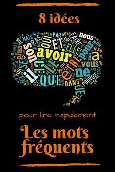 8 idées pour s'entraîner à lire rapidement les mots fréquents au cycle 3 - Maîtresseuh French Teaching Resources, Teaching French, Teaching Tools, Teacher Resources, Read In French, Learn French, French Flashcards, French For Beginners, Education And Literacy