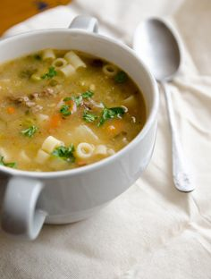 Soup Recipes, Chicken Recipes, Healthy Recipes, Good Food, Yummy Food, Freezer Meals, Food Pictures, Food Porn, Tasty