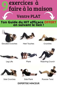 Séance spéciale VENTRE PLAT (vidéo) - Best Picture For salute you For Your Taste You are looking for something, and it is going to tell - Chiropractic Treatment, Chiropractic Care, Cancer Prevention Diet, Sciatic Pain, Cervical Cancer, Nerve Pain, Workout Challenge, Workout Plans, Workout Ideas