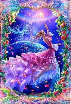 38 ideas drawing pencil fantasy fairy for 2019 Beautiful Fantasy Art, Beautiful Fairies, Beautiful Images, Fantasy Women, Fantasy Girl, Arte Sailor Moon, Neon Flowers, Fairy Pictures, Disney Marvel