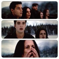 That moment the whole theater gasped and screamed, THAT DIDNT HAPPEN IN THE BOOK!