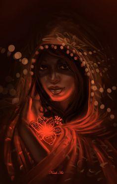 Fortuneteller by ~Noack-Art