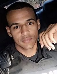 "LODD: Deputy Sheriff Alexis ""Thunder"" Eagle Locklear Scotland County Sheriff's Office, North Carolina End of Watch: Thursday, March 2018 Bio: Age: 24 Tour: 9 months Badge: Not available Incident Details: Cause: Automobile crash Officer Down, Police Officer, Leo Daily, Fallen Officer, Deputy Sheriff, The Line Of Duty, Sheriff Office, Fallen Heroes, Love And Respect"