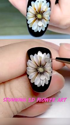 Floral Nail Art, Pink Nail Art, Cute Acrylic Nails, Gel Nails, Nail Art Designs Videos, Nail Art Videos, Matte Nail Designs Ideas, Elegant Nails, Stylish Nails