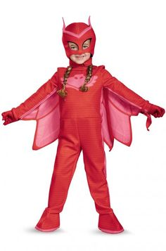 Owlette Deluxe Toddler Costume