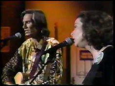 "Tecumseh Valley -- Nanci Griffith & Townes Van Zandt --  on the Nashville Network program ""American Music Shop"" in 1993"