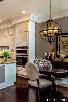 Pulte homes are built using the best ideas from homeowners to create Life Tested® designs with innovative features you won't find in other homes. | Pulte Homes