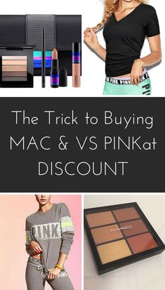 On a budget, but want to look on point? Shop Poshmark to find all your favorite brands, including VS Pink, MAC, Kat Von D, Nike, and more, at up to 70% off! Click or tap the image to download the free app today.