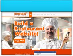 Sitecube  Restaurant Website Builder