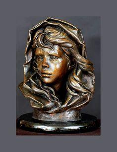 bronze sculpture by Philippe Faraut