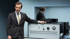"""""""Experimenter"""" Film Review ~The controversial social psychologist Stanley Milgram gets a bio-pic as polymorphous as one of his own famed research studies in """"Experimenter,"""" a highly formal, always fascinating movie from write..."""