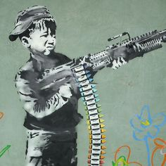 40 Powerful Photos Show Why Banksy Is the Spokesman of Our Generation
