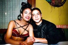 14 Times Selena Quintanilla gushed about Chris Perez Selena Quintanilla Perez, Famous Celebrities, Celebs, Selena And Chris Perez, Jackson, A Little Party, Corpus Christi, Movies Showing, Couple Goals