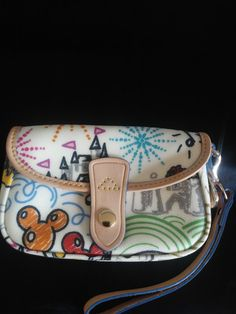 Check out this item in my Etsy shop https://www.etsy.com/listing/252377280/disney-dooney-and-bourke-sketch-wristlet