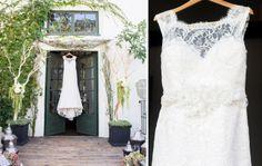 www.ostaraphotography.com, ©Ostara Photography, San Juan Capistrano, The Villa in San Juan Capistrano, Spanish Style Wedding, Secret Garden,  Lace Dress