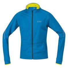 Asics FujiTrail Packable Jacket VS Gore Running Wear X Run