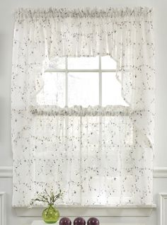 Somerset Curtains Are A Soft And Supple Semi Sheer Georgette Fabric Is Beautifully Embroidered With
