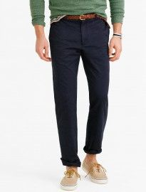 Essentials Athletic-fit Broken-in Chino Pant Hombre