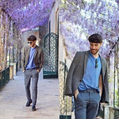 H&M Blazer, H&M Pant, Asos Shoes, Pull & Bear Sunglasses #fashion #mensfashion #menswear #mensstyle #streetstyle #style #outfit #ootd