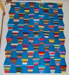 tumbler string quilt