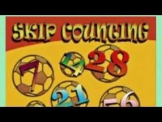Skip Counting by 2 music video. Watch and learn how to count by 2!