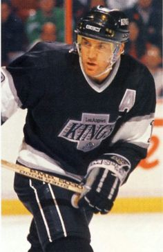 Dave Taylor Los Angeles Kings.
