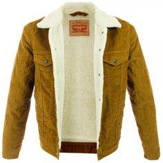 levis sherpa corduroy jacket - Google zoeken