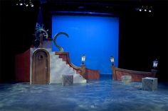 pirate ship sets for stage production | Peter Pan - Pirate Ship