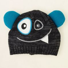 baby boy - accessories - silly monster hat | Children's Clothing | Kids Clothes | The Children's Place