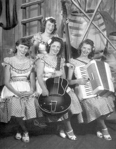 MOTHER MAYBELLE & THE CARTER SISTERS