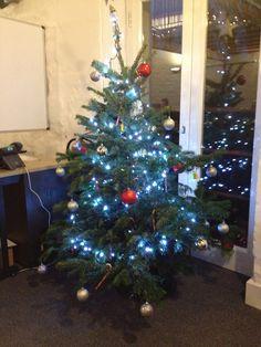 Omni Media Christmas Tree