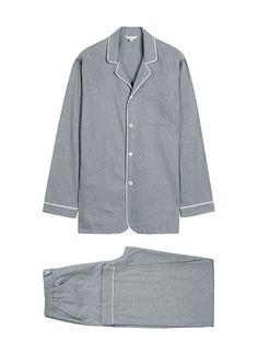Suit Light Grey Plain Pyjama Pj004 | Suitsupply Online Store