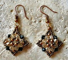 Playing with my beads... - Linda's Crafty Inspirations