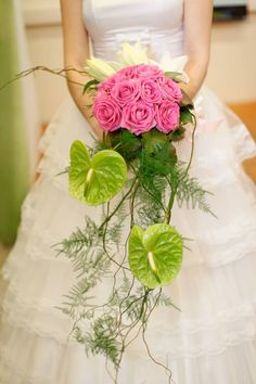 Wedding Dreams Demo by floral designer Elena Butko in Saratov (Russia)