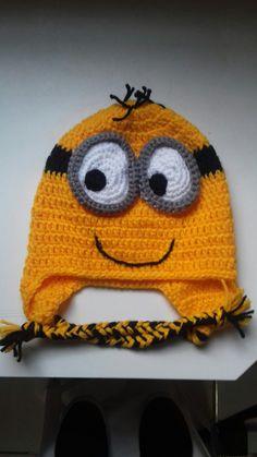 Gorra Nacional de niños  low priced 32ae1 e4dee gorro com as cores do Brasil...  Gorros de crochet ... fe298bb5119