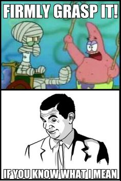 Spongebob Humor :)