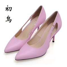 2017 Size 34-41 Fashion Side Hollow Sexy High Heels Women Pumps Ladies Office Shoes Woman Chaussure Femme Talon Mariage 40