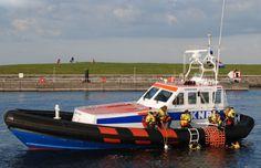 Hansweert - Oefening hulpverlening aan duikers
